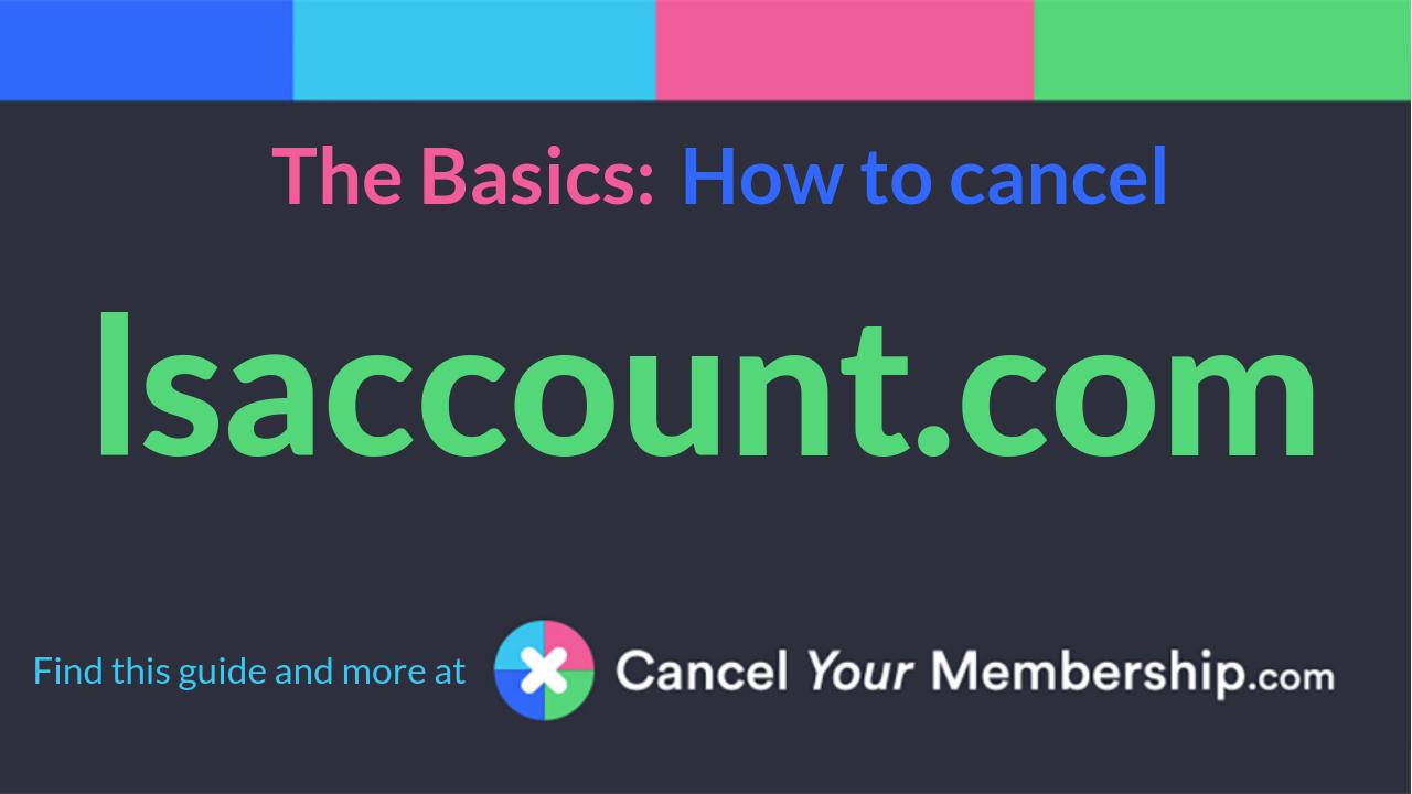 lsaccount.com