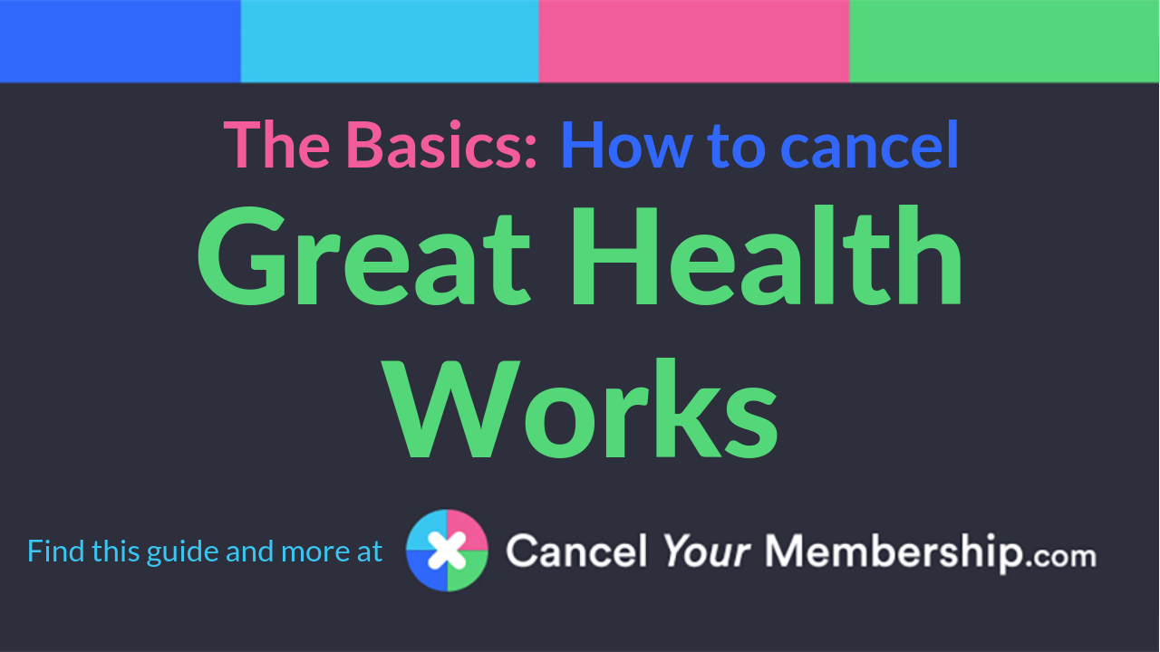 Great Health Works