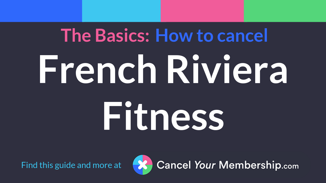 French Riviera Fitness