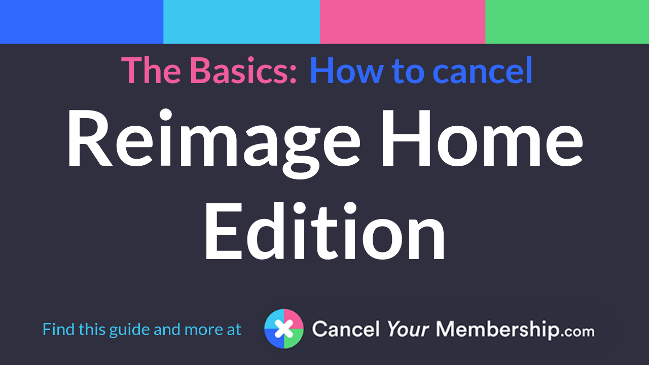 Reimage Home Edition