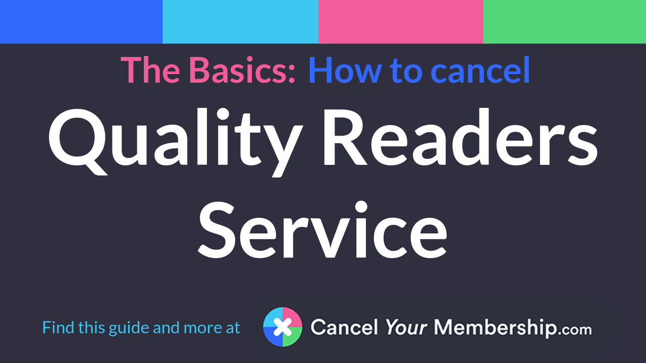Quality Readers Service