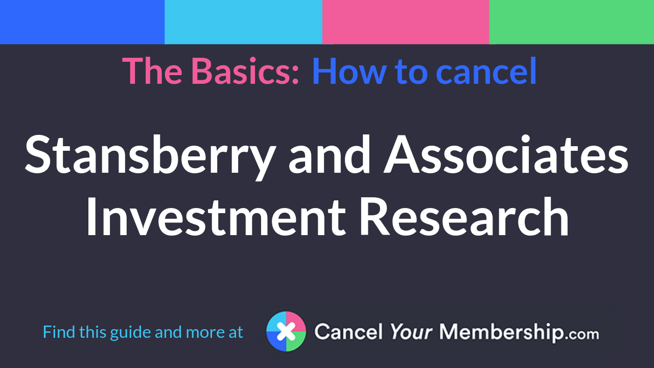 Stansberry and Associates Investment Research