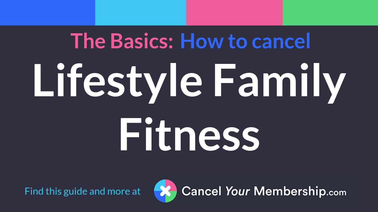 Lifestyle Family Fitness