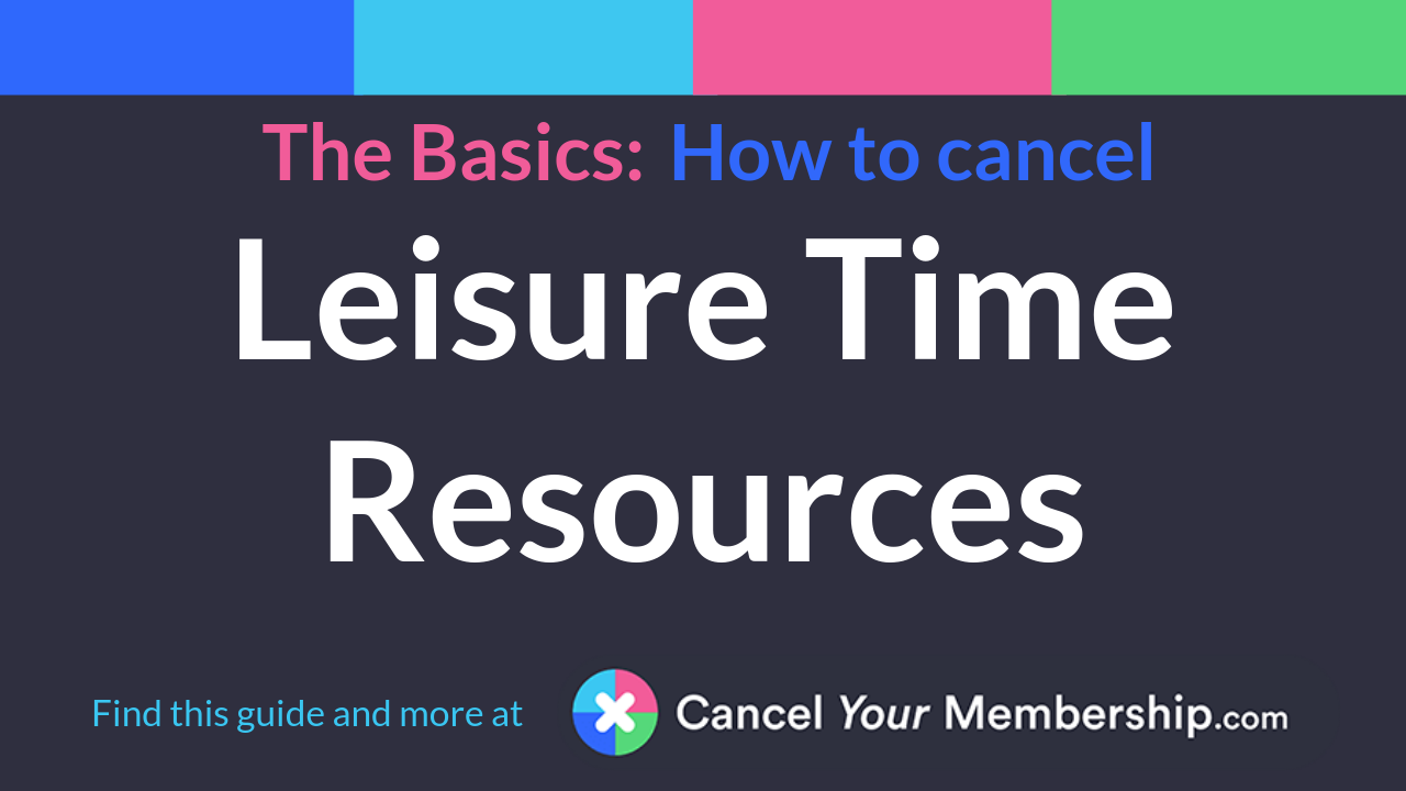 Leisure Time Resources, Inc