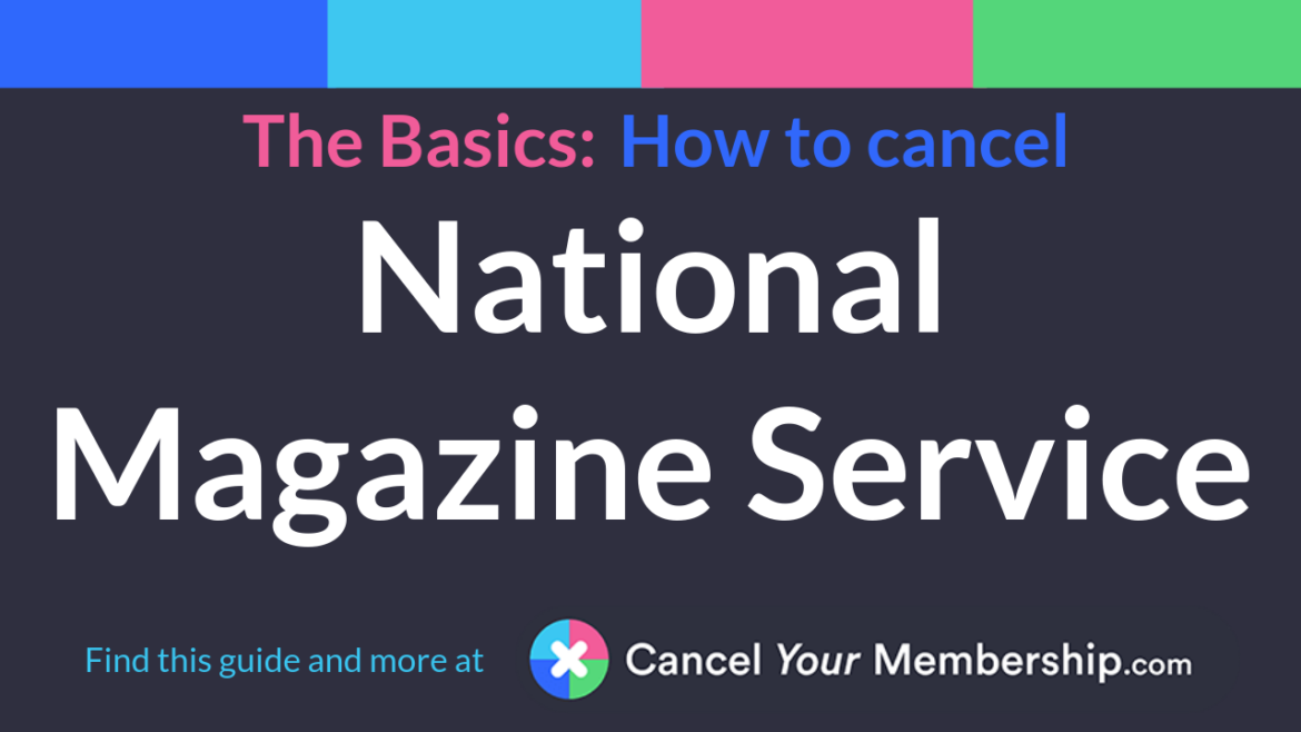 National Magazine Service